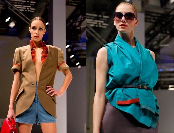 Lavera Fashionshow Antithesis